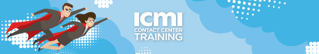 ICMI Contact Center Training
